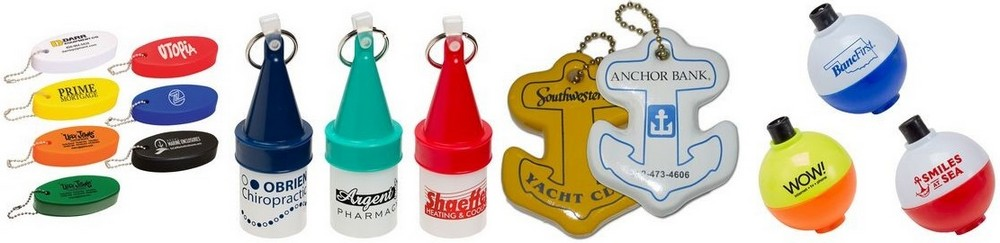 Custom Floating Keychain